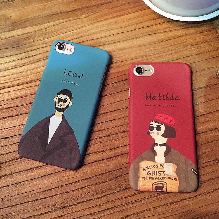 iPhoneケース LEON