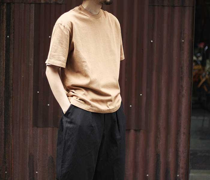 アルヴァナ alvana 日本製 アルティメイト Tシャツ 吊り天竺 2019SS ULTIMATE S/S TEE SHIRTS (ACS-0005)