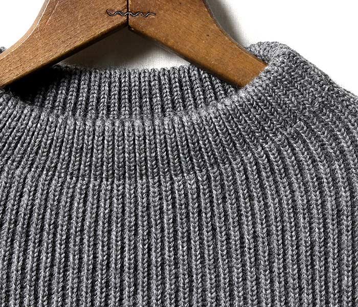 [送料無料]アンデルセン アンデルセン/ANDERSEN-ANDERSEN イタリア製 ''5GG THE NAVY CREW NECK'' セーラークルーネック セーター ニット (AD-002)