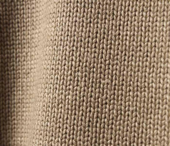 オーラリー AURALEE 日本製 セーター ニット Vネック フェルトウールヤーン 2018AW FELT WOOL YARN KNIT V-NECK P/O (A8AP02FU)