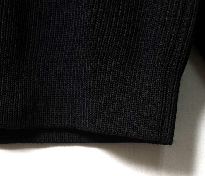 オーラリー AURALEE 日本製 スーパーファインウール ニット タートルネック セーター 2018AW SUPER FINE WOOL RIB KNIT TURTLE NECK P/O (AURALEE-SFWOOLRIB-TURTLE (A8AP03RK))