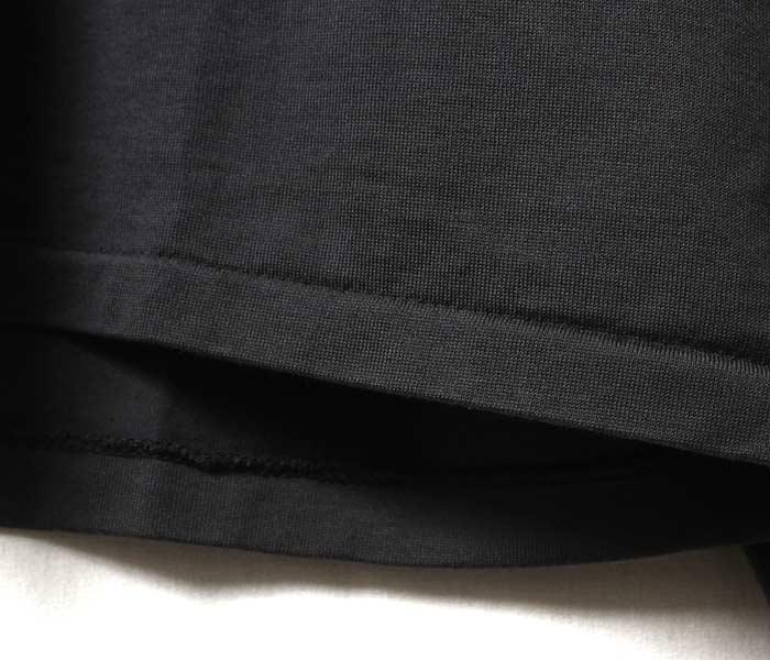 [送料無料]オーラリー/AURALEE 日本製 ラスター プレーティング ハイネック ロンT 2018AW LUSTER PLAITING HI NECK L/S TEE (A8AT02GT-HINECK)