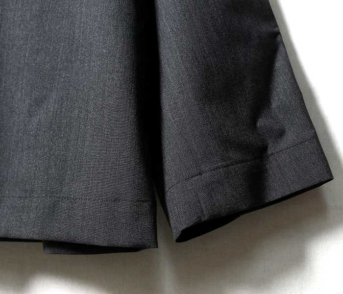 オーラリー AURALEE 日本製 シャツジャケット ウールシルク トロピカル 2019SS WOOL SILK TROPICAL SHIRTS JACKET (A9SB01WT)