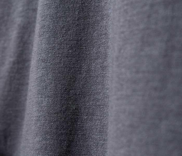 オーラリー AURALEE 日本製 ツイストコットン カシミヤ Tシャツ 2019SS TWIST COTTON CASHMERE TEE (A9ST02CC)