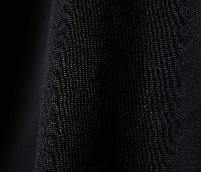 バトナー BATONER 日本製 ツイストコットン Vネックカーディガン レザーエルボーパッチ付き ニット 2019SS TWIST COTTON V-NECK CARDIGAN (BN-19SM-013)