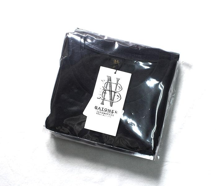 バトナー BATONER パックT プレーン Tシャツ ヘビーウェイト PACK-T (BN-PACKT-FATHER(BN-19SM-029))
