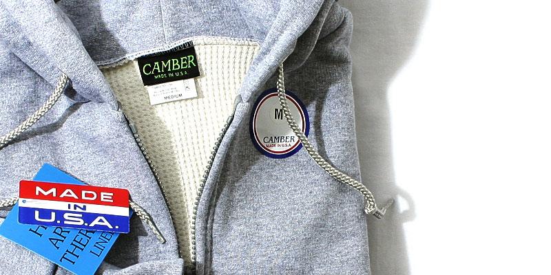 キャンバー/CAMBER