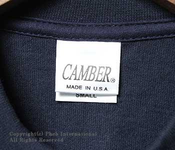 キャンバー/CAMBER アメリカ製マックスウエイトロンT・ロングスリーブTシャツ【MAX WEIGHT LONG SLEEVE】