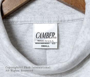 [レビューで送料無料]キャンバー/CAMBER アメリカ製マックスウェイトモックロンT・タートルネック(CAMBER-306)