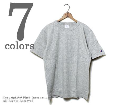 チャンピオン/CHAMPION 「T1011シリーズ」アメリカ製プレーンヘビーウェイトTシャツ【C5-P301(PLANE)】 [あす楽対応]