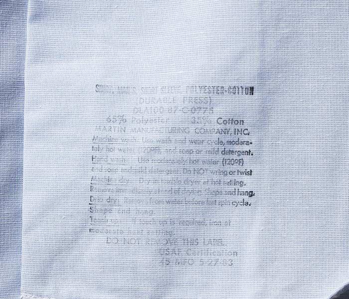 デッドストック/DEADSTOCK 80年代 米軍 U.S.ARMY 半袖シャツ  ポリエステルコットン エポレット (80S-USARMY-SS-SH-PLYCTTN)