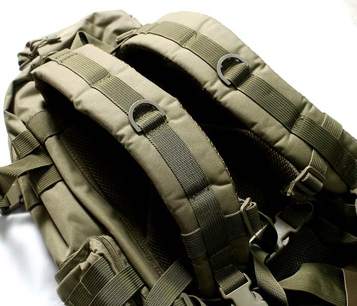 [送料無料]デッドストック/DEADSTOCK タクティカル アサルトパック デイパック U.S.SPEC TACTICAL ASSAULT PACK (TACTICAL-ASSAULT-PACK)