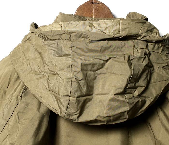 [送料無料]デッドストック/DEADSTOCK アメリカ製 USMC ハッピースーツ/HAPPY SUIT プリマロフト パーカー コヨーテ USMC EXTREME COLD WEATHER PARKA (HAPPY-SUIT-COYOTE-XL-L)