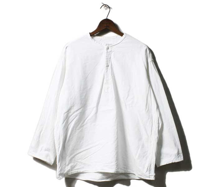 デッドストック/DEADSTOCK ロシア軍 スリーピングシャツ プルオーバーシャツ 1980年代 (RUSSIA-SLEEPING-SH)