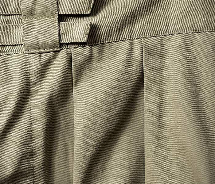 デッドストック/DEADSTOCK オーストラリア軍 60年代製 ARGUS CLOTHING グルカショーツ AUSTRALIAN ARMY GURKHA SHORTS (AUS-KHAKI-GURKHA-SHORTS)