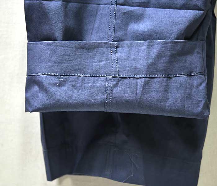 デッドストック DEADSTOCK イタリア軍 スリーピング パンツ パジャマパンツ ブルー (ITALIA-SLEEPING-PT-BLUE)