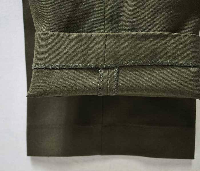 デッドストック DEADSTOCK 米軍 80年代製 M-1951 ウール パンツ フィールドパンツ アメリカ製 (M-51-WOOL-PANTS)
