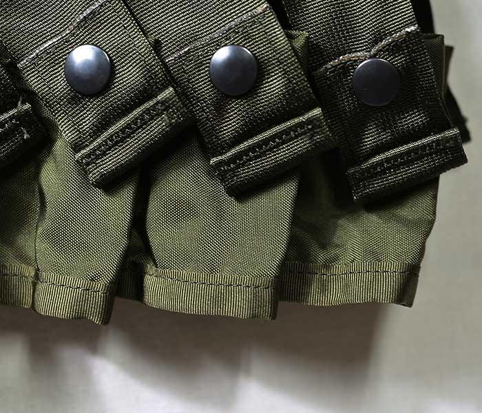 デッドストック DEADSTOCK 米軍 U.S.ARMY ミリタリー ベスト グレネイドキャリア 1980年代 VEST AMMUNITION CARRYING (GI-AMMUNITION-VEST-80S)