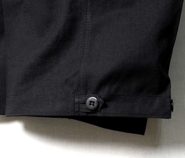 デッドストック DEADSTOCK 東ドイツ軍 ブラック ワークパンツ オーバーパンツ カーゴパンツ (EASTGERM-BLK-WORK-OVERPT)