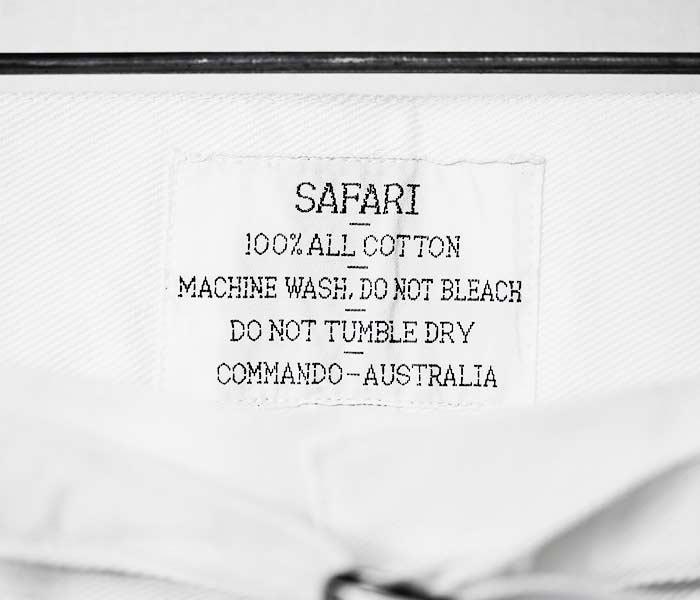 デッドストック/DEADSTOCK オーストラリア軍 70年代製 サファリショーツ グルカショーツ リプロダクト AUSTRALIAN 70S SAFARI SHORTS (AUS-70S-SAFARI-SHORTS)