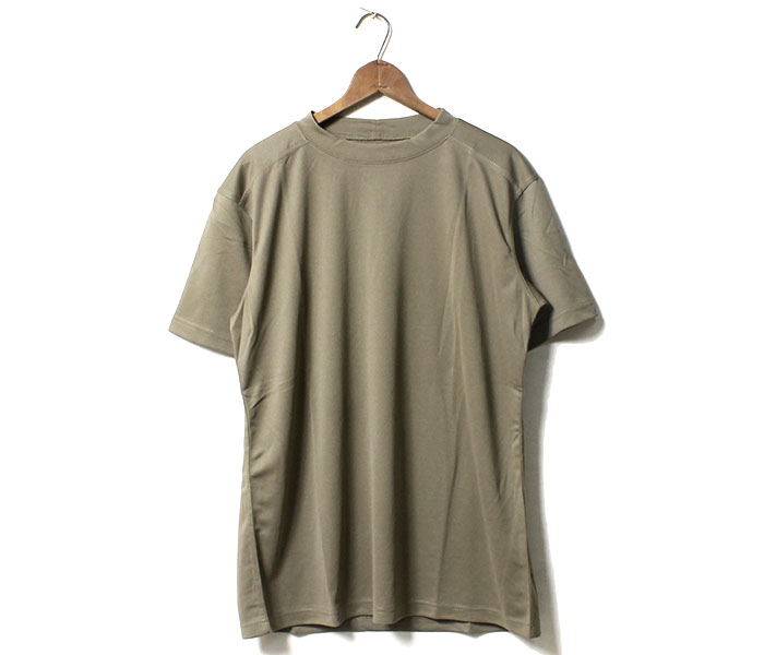 BRITISH ARMY イギリス軍 PCS Tシャツ クールマックス COOLMAX T-SHIRTS T-SHIRTS COMABT ANTI-STATIC (T-SHIRTS-COOLMAX-PCS)