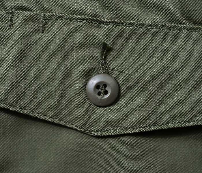 デッドストック DEADSTOCK 米軍 U.S.ARMY ミリタリー シャツ アーミーシャツ SHIRT UTILITY DURABLE PRESS ARMY SHADE OG-507 (OG507-ARMY-SHIRTS)