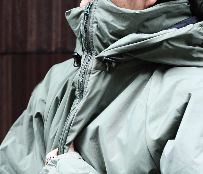[送料無料] ワイルドシングス タクティカル WILD THINGS TACTICAL デッドストック アメリカ製 ハイロフト ジャケット パーカー プリマロフト HIGH LOFT JACKET OD (WTT-HIGH-LOFT-JKT-OD-60023)