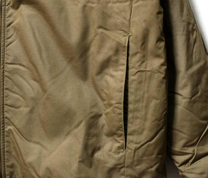 ワイルドシングス タクティカル WILD THINGS TACTICAL デッドストック アメリカ製 スモーキングジャケット DEADSTOCK SMOKING JACKET FR COYOTE (WTT-TRANSPORT-PARKA-50169)