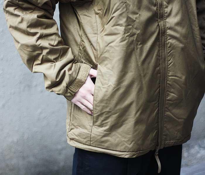ワイルドシングス タクティカル WILD THINGS TACTICAL デッドストック アメリカ製 スモーキングジャケット DEADSTOCK SMOKING JACKET FR COYOTE (WTT-SMOKING-JACKET-50170)