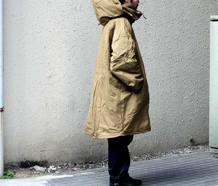 ワイルドシングス タクティカル WILD THINGS TACTICAL デッドストック トランスポートパーカー コート 中綿 ジャケット TRANSPORT PARKA FR COYOTE