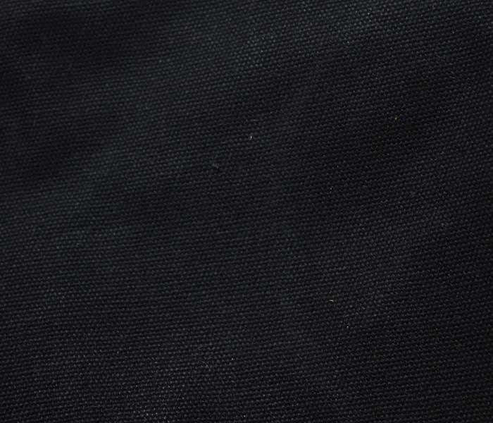 フロストリバー FROST RIVER アメリカ製 ショルダーバッグ ''エクストララージ'' ブラック ワックスドコットン シェルバッグ (FR-564N-BLK-XL)