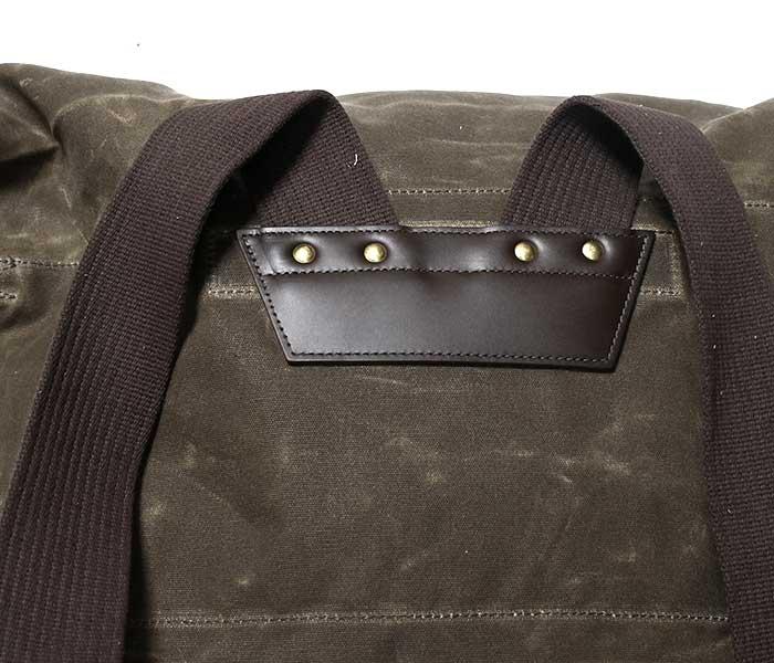フロストリバー FROST RIVER アメリカ製 バックパック ''ミディアム'' ユーティリティパック リュック ワックスドキャンバス バッグ (FR-762-MED)
