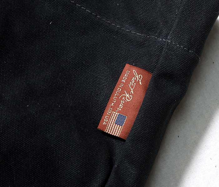 フロストリバー FROST RIVER アメリカ製 トートバッグ ''バザートート'' ワックスドコットン バッグ (FR-832)