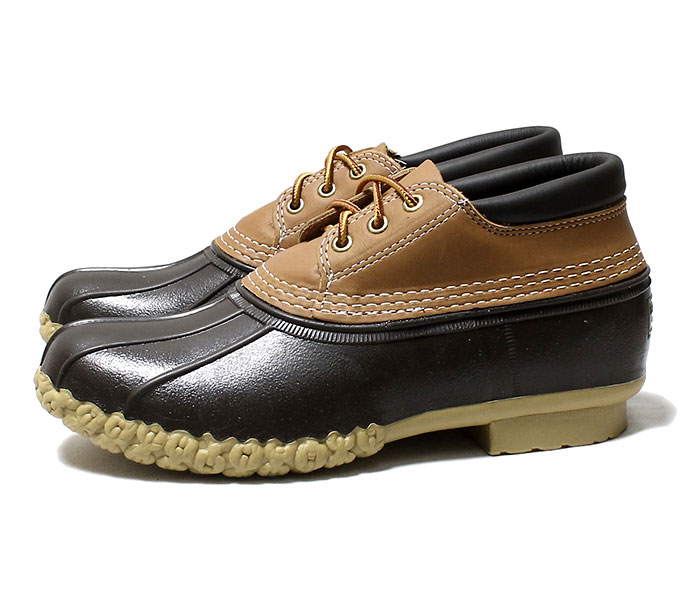 L.L.BEAN エルエルビーン ガムシューズ 3アイレット GUM SHOES 3 EYELET MADE IN USA (LLBEAN-GUM-SHOES(175060))
