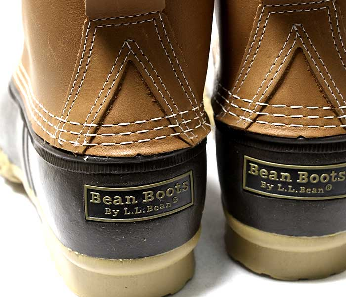 L.L.BEAN エルエルビーン ビーンブーツ 5アイレット BEAN BOOTS 6 INCH MADE IN USA (BEAN-BOOTS-6INCH(175051))