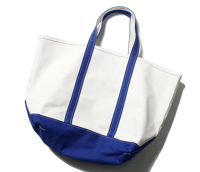L.L.BEAN エルエルビーン ラージ ボートアンド トートバッグ オープントップ LARGE ORIGINAL BOAT AND TOTE BAG MADE IN USA (BOAT-TOTE-OPEN-LARGE(112637))