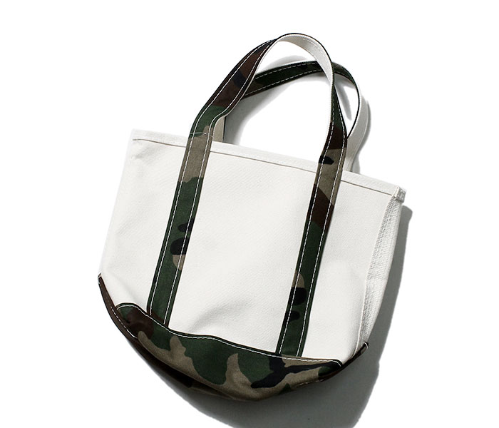 L.L.BEAN エルエルビーン スモール ボートアンド トートバッグ オープントップ SMALL ORIGINAL BOAT AND TOTE BAG MADE IN USA (BOAT-TOTE-OPEN-SMALL(112635))