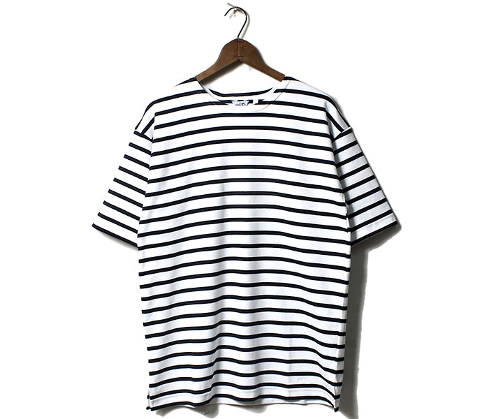 モダス modAS ボーダー Tシャツ バスクシャツ 26007  BRETONISCHES SHIRTS (MODAS-26007-SS)