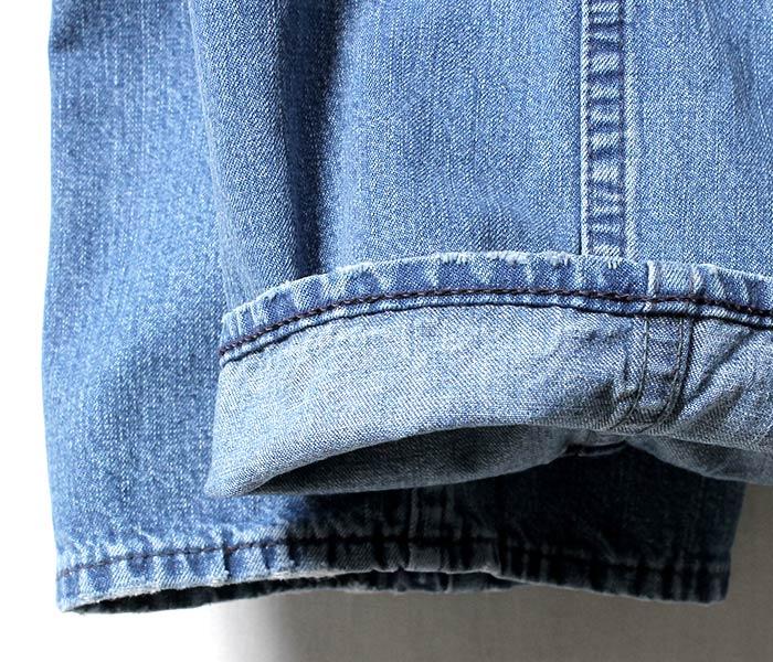 [送料無料]オアスロウ(オアスロー)/orSlow 日本製 ''3 YEAR WASH'' US NAVYパンツ デニムパンツ ユーティリティパンツ (01-5130-98)