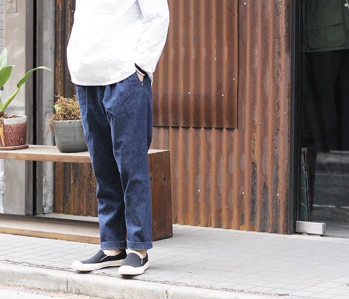 [送料無料]オアスロウ(オアスロー)/orSlow 日本製 ''デニム'' ビリージーンパンツ (01-5560-81)
