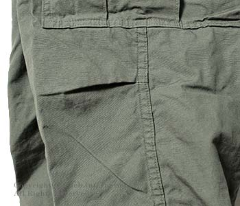 [送料無料]オアスロウ(オアスロー)/orSlow 日本製 ''ヴィンテージフィット''リップストップ 6ポケット カーゴパンツ (03-V5260-RIP)