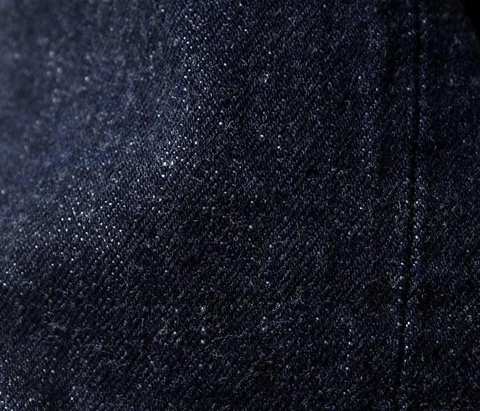 [送料無料]オアスロウ(オアスロー)/orSlow 日本製 ワンウォッシュ アイビーフィットジーンズ デニム ミミ付き (OR-01-0107-81)