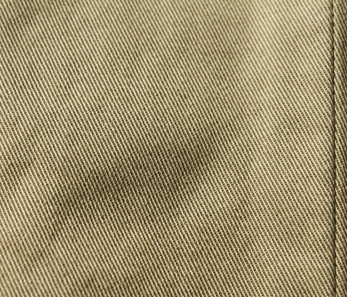 [送料無料]オアスロウ(オアスロー)/orSlow 日本製 カーキチノ ビリージーンパンツ BILLY JEAN (01-5560-40)