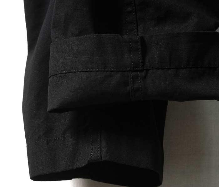 [送料無料]オアスロウ(オアスロー)/orSlow 日本製 ブラックリップストップ ニューヨーカー イージーパンツ メンズ レディース (03-1002-61)