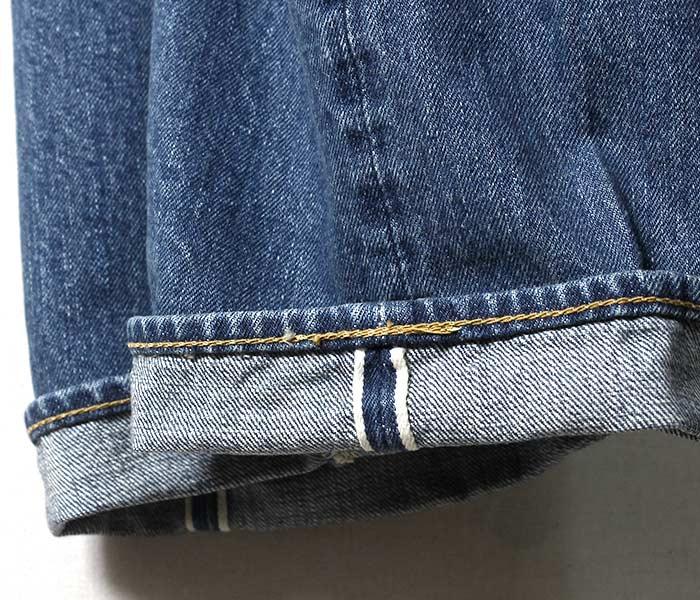 orSlow オアスロウ 2year wash デニム 105 オリジナル スタンダードフィット ジーンズ USED WASH ORIGINAL STANDARD 5P DENIM MADE IN JAPAN (OR-01-1050-84-USED-2YEAR)