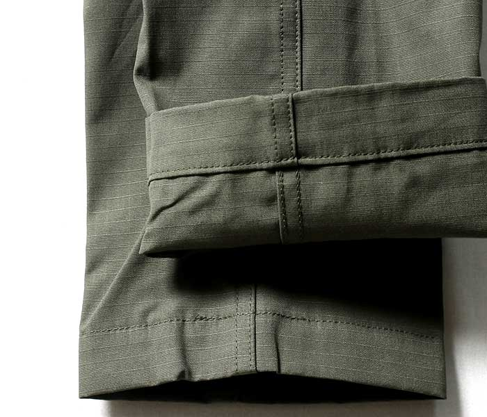 orSlow オアスロウ 日本製 スリムフィット 6ポケット カーゴパンツ リップストップ SLIM FIT 6 POCKET CARGO PANTS (01-5260RIP)