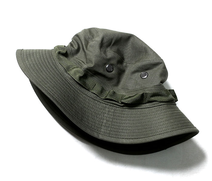 orSlow オアスロウ U.S.ARMY ジャングルハット ブーニーハット US ARMY JUNGLE HAT UNISEX MADE IN JAPAN (03--023)