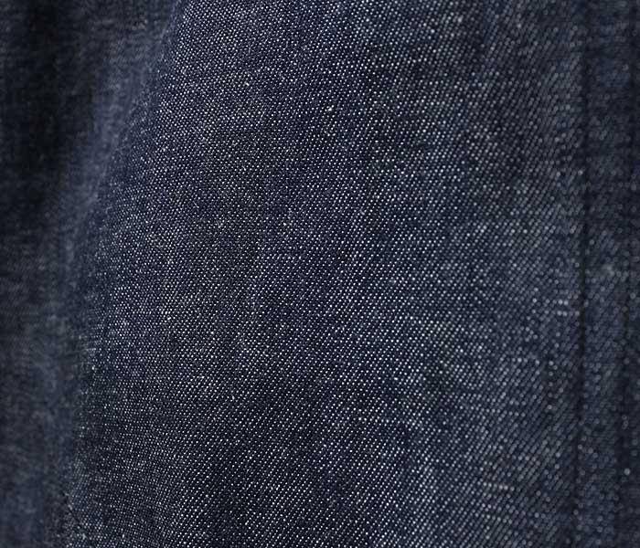 orSlow オアスロウ 日本製 リジッドデニム カンフー ジャケット ルーズフィット 2019SS KUNG FU JK UNISEX LOOSE FIT (03-6013-80)