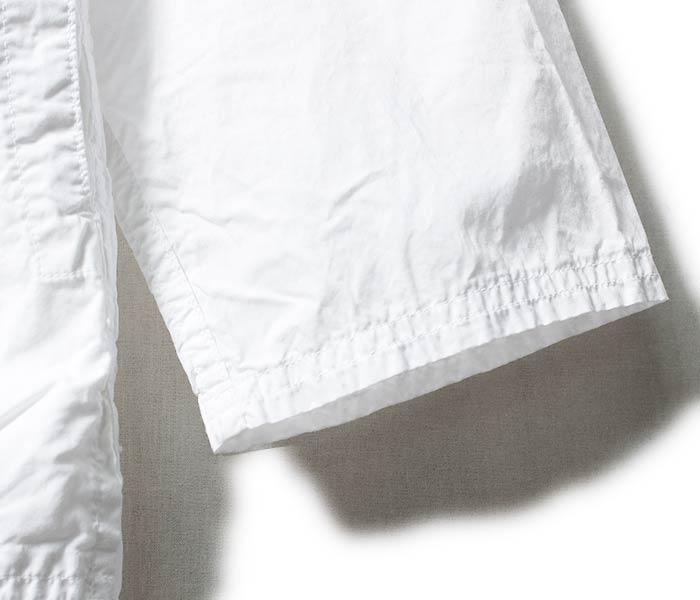 orSlow オアスロウ 日本製 ホワイト シャンブレー プルオーバーシャツ WHITE CHAMBRAY PULLOVER SHIRT (03-8044-69)