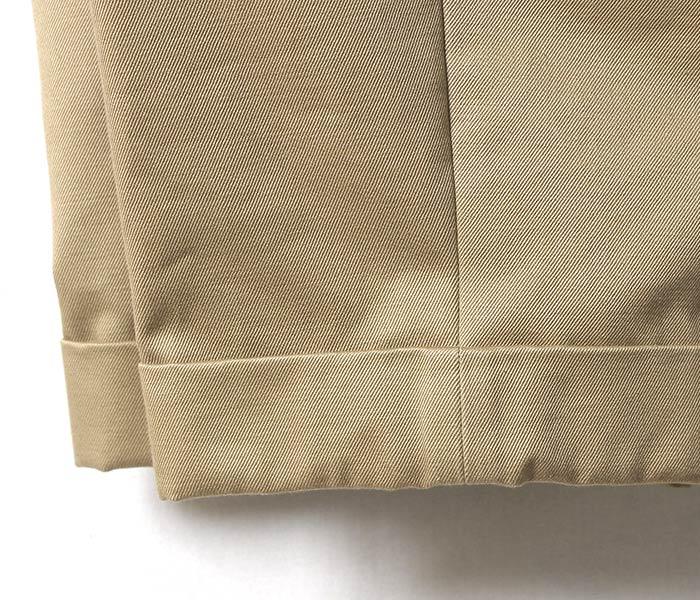 [送料無料]サイベーシックス/SCYE BASICS 日本製 2タックテーパード チノパン サンホアキン綿 ムラ糸チノ (SCYE-2-TUCK-TAPERED-CHINO(5118-81502))